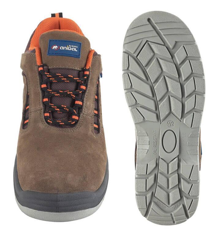 d8853c71561 Zapato de trabajo Anibal Lusitania sin metal | Calzado de seguridad ...
