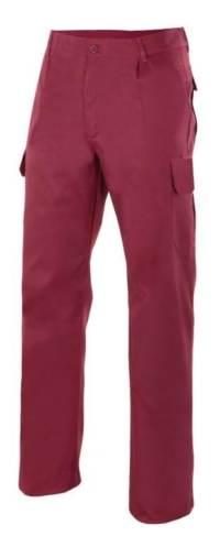 Pantalón 345 Granate