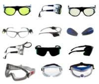 Protección ocular para el trabajo