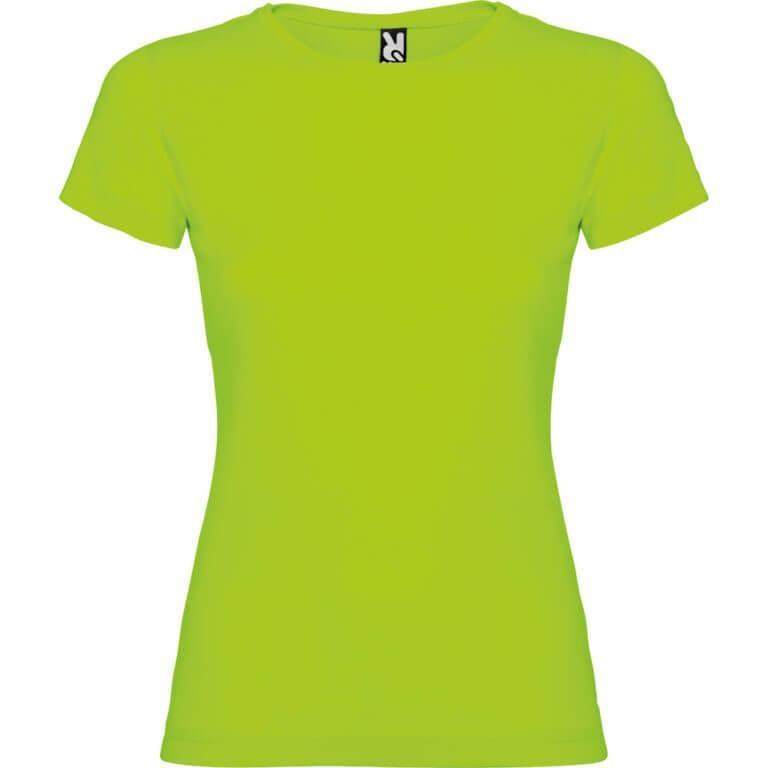 Camiseta entallada Jamaica mujer Roly Camiseta entallada rrdUqBw