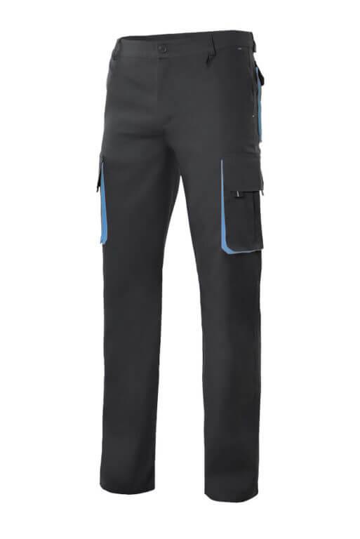 875286f45fa Pantalón multibolsillos Bicolor Velilla 103004 | Pantalones de ...